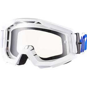 100% Strata Goggles equinox-clear
